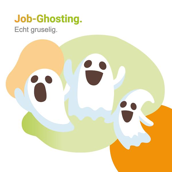 Job-Ghosting – Von der plötzlichen Funkstille im Bewerbungsverfahren 1