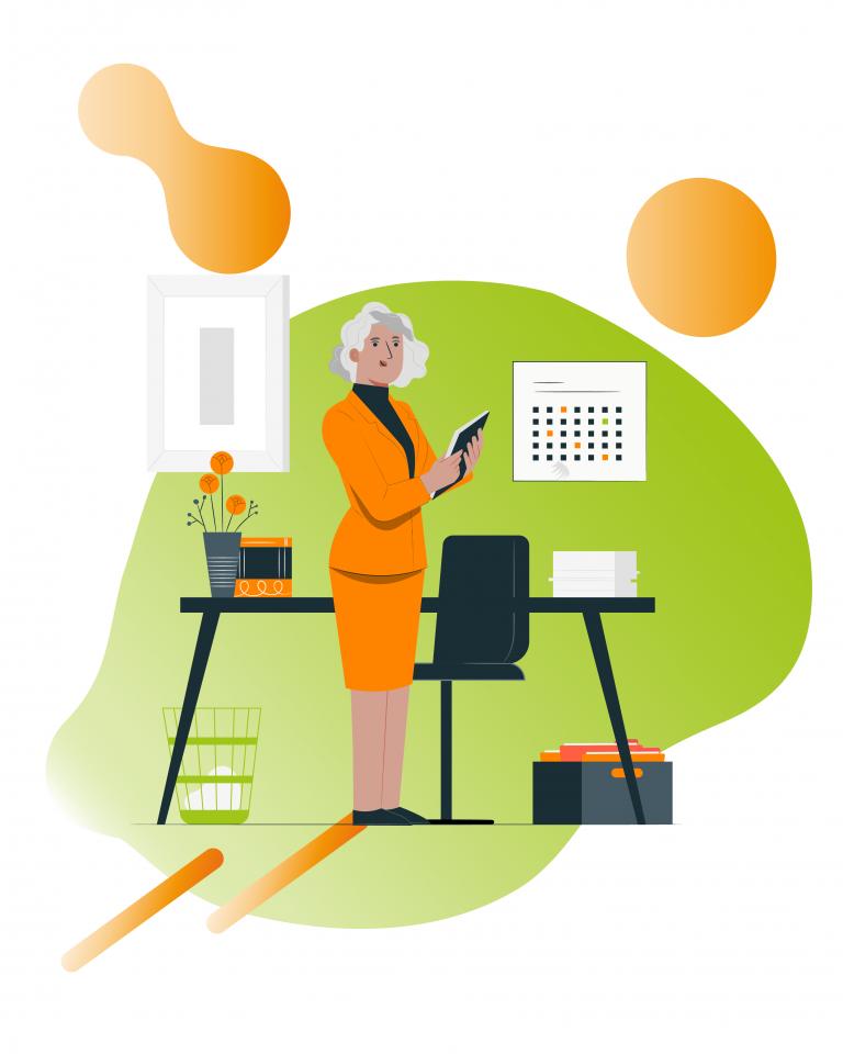 Beschäftigung von Rentnern 8
