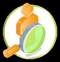 Personalvermittlung Icon